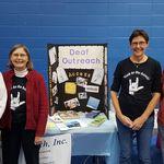 Deaf Outreach at Caesar Rodney Pride Day
