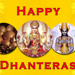 Happy Dhanteras Wishes,Status