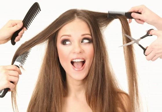 Curso de Cabeleireiro é no cabelos e madeixas