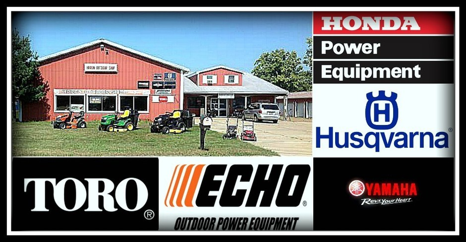 We Also Sell Parts And Accessories Can Service Your Equipment Honda Yamaha Husqvarna Kawasaki Toro Briggs Stratton ECHO Bear Cat