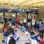 Dictionary Project at Breckinridge Elementary 09/08/17