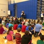 Clark County Conkright Elementary Dictionary Project 03/18