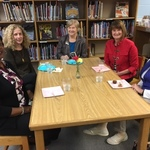 Reception to honor volunteers at Harrison Elementary April 2018