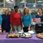 Amazing Mom's Breakfast, May 7, 2018 at Harrison Elementary