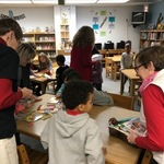 Harrison Elementary event, Feb 8, 2019