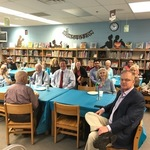 Harrison Elementary Volunteer Reception 020819