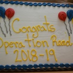 Operation Read End of School Year Party, April 27, 2019