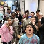 Harrison Elementary Ice Cream Social 051719