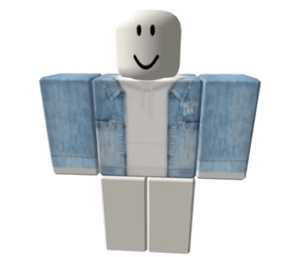 roblox denim jacket