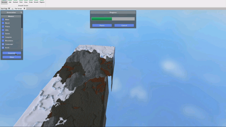 How To Make A Smooth Terrain Showcase In Roblox - Games ...