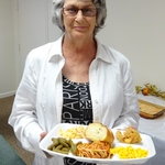 October 30 - Fellowship Meal