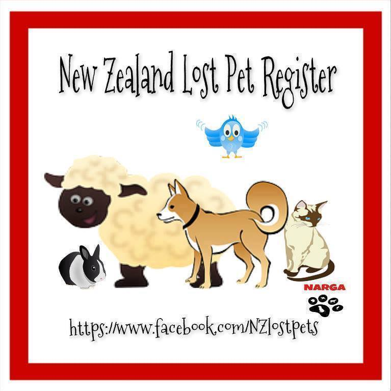 NZ Lost Pet Register