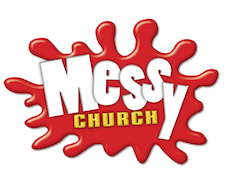 Official Messy Church logo - white background - reduced size.jpe
