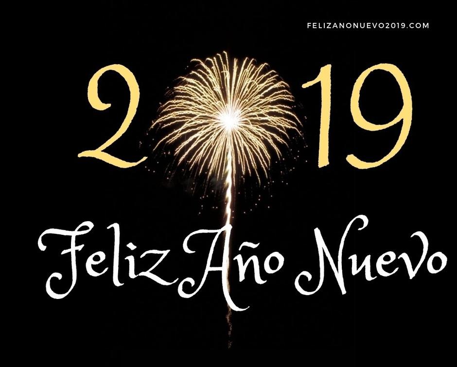 Feliz and nuevo