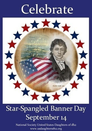 Celebrate Star Spangled Banner (midsize)
