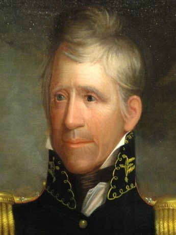 Andrew Jackson, Hero of the War of 1812 (midsize)