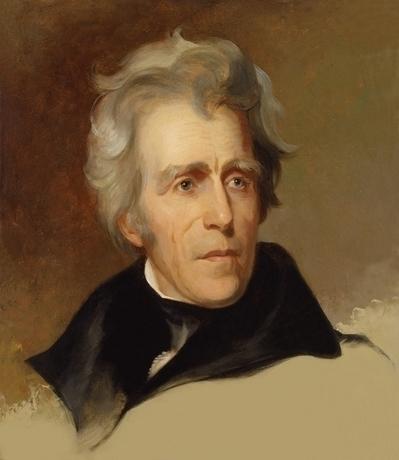 President Andrew Jackson (mid-size)