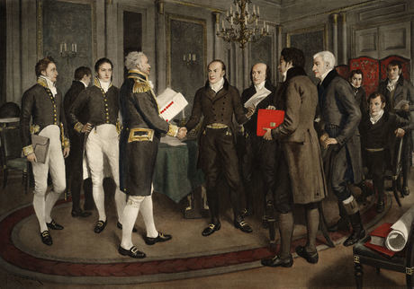 The Treaty of Ghent (midsize)