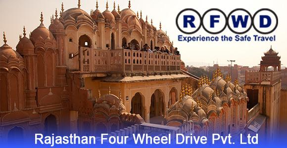 rajasthan four wheel drive