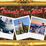 Golden Triangle Tour Package - The Peak of All Activity