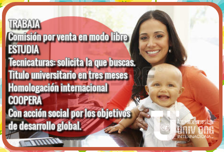 CONTACTO UNIV para las AMÉRICAS: http://bit.do/UNIVon