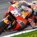 Pedrosa Terkencang di Aragon, Rossi Tampil Penuh