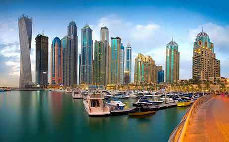 Dazzling Dubai Calls