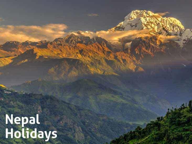 Himalayan Adventure in Nepal