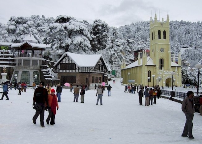 Marvellous Shimla