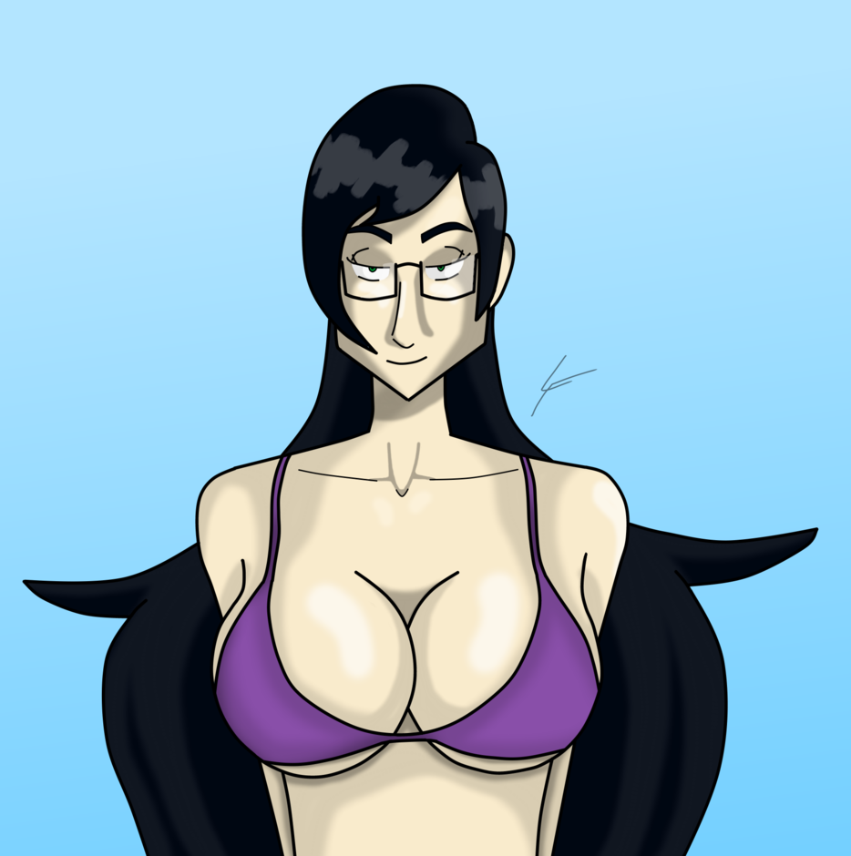 Do You Like My Bra? (Redraw)