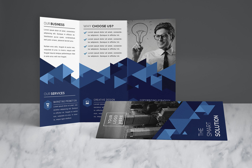 5 Tips For Designing Effective Brochures | Printing in Dubai