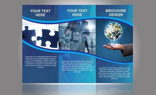 Brochure Colors and images