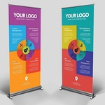 How To Find The Best Printing Company For Roll-Up Banner Design