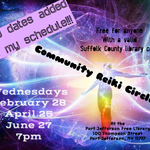 Community Reiki Circles