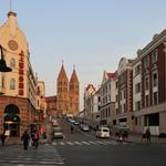 How to get around in Qingdao?
