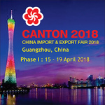 Timetable for 123rd Spring Canton Fair in 2018