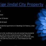 Prestige Jindal Contact
