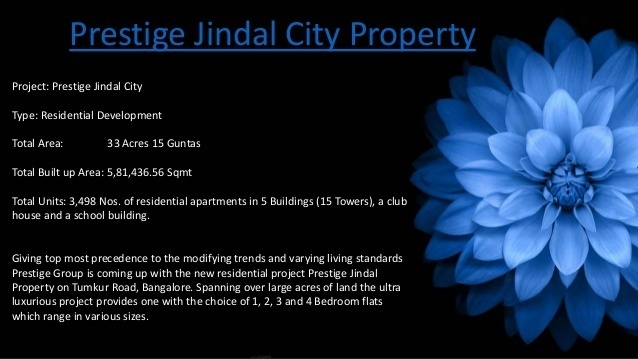 Prestige Jindal Contact