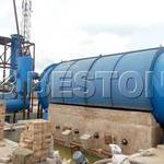 It Is Convenient to Establish A small Pyrolysis Plant