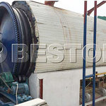 Details of Pyrolysis Plastic To Diesel Production Line