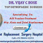Dr. Vijay C Bose Orthopaedic Surgeon is a Pioneer of the Delta Motion Hip in Asia with 100% Success Rate