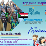 Top Joint Replacement Hospitals In India – The Best For Sudan Nationals