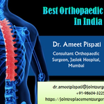 Dr. Ameet Pispati Offers Personalized Orthopedics Treatment Plans:  From Start to Finish