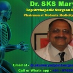 Dr. SKS Marya Best Joint Replacement Surgeon in Gurgaon Putting Mobility with Comfort Within Reach