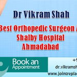 Orthopaedic Surgery By Caring Specialists Dr Vikram Shah Best In India