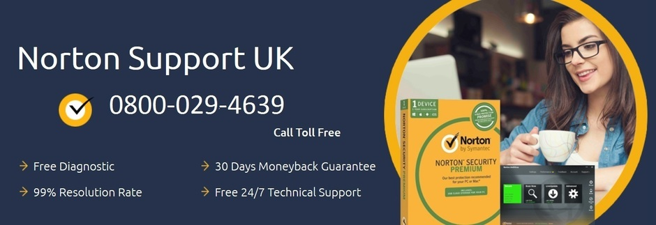Toll Free 0800-029-4639 Norton Technical Support Number UK