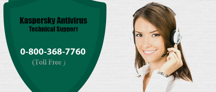 Kaspersky Antivirus Technical Support