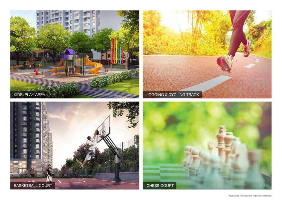 Godrej Air Whitefield Amenities