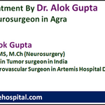Dr. Alok Gupta Best Neuro Surgeon in India Helping You to Fight with Brain Tumor