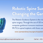 International Patients find Best Hospitals for Robotic Spine Surgery in Mumbai and Chennai